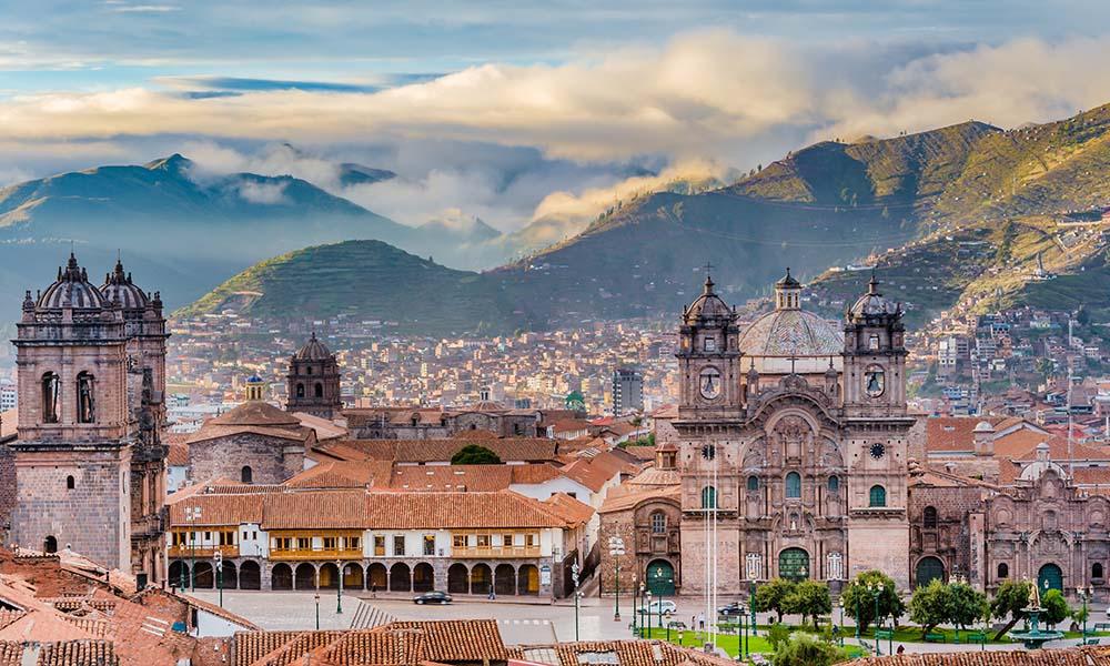 Cusco Peru Auslandspraktikum