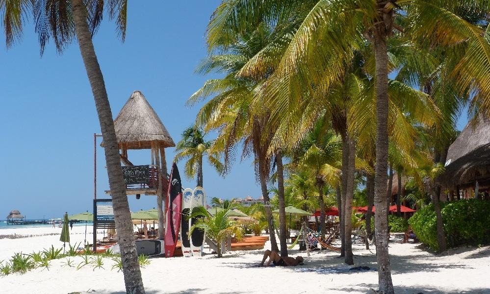Praktikum Hotel Mexiko