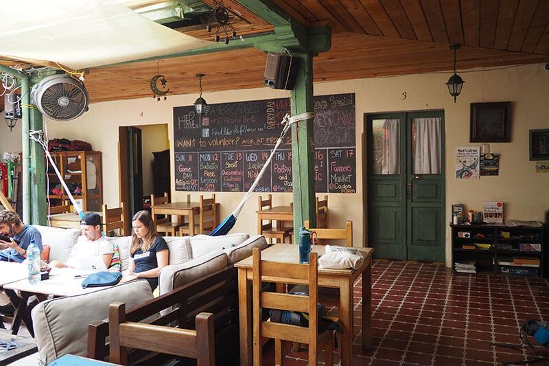 Hostel Lima Peru