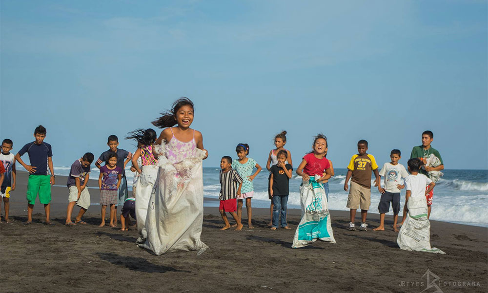 Freiwilligenprojekt schildkröten Guatemala