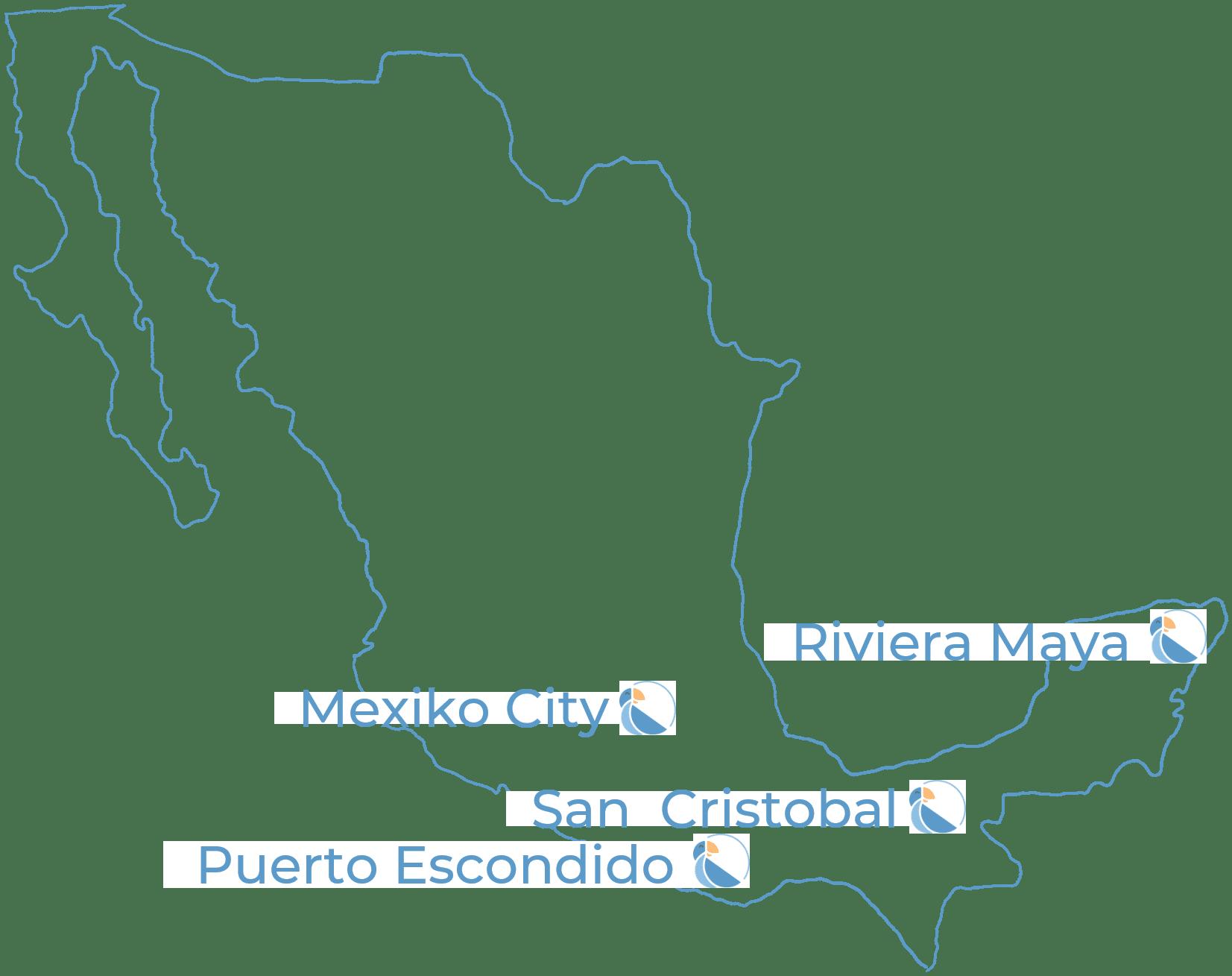 Hostel Experience Mexiko Work And Travel Mittel Und Sudamerika Wanderworld