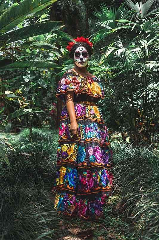 Girl Mexico